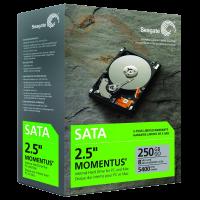 Seagate Momentus 250 GB 5400RPM